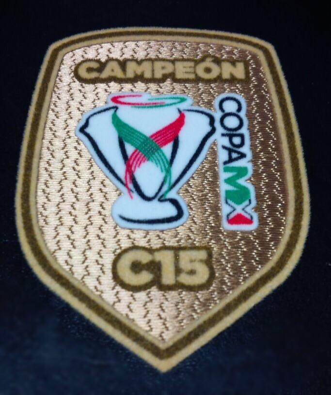 Lista la insignia que portará nuestra Franja en sus uniformes el próximo torneo!!! http://t.co/Wib6cuuEc1