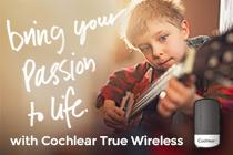 Cochlear #TrueWireless lets people bring their passions to life. It takes centre stage at #ESPCI in Toulouse in June. <br>http://pic.twitter.com/e534hQM0J0