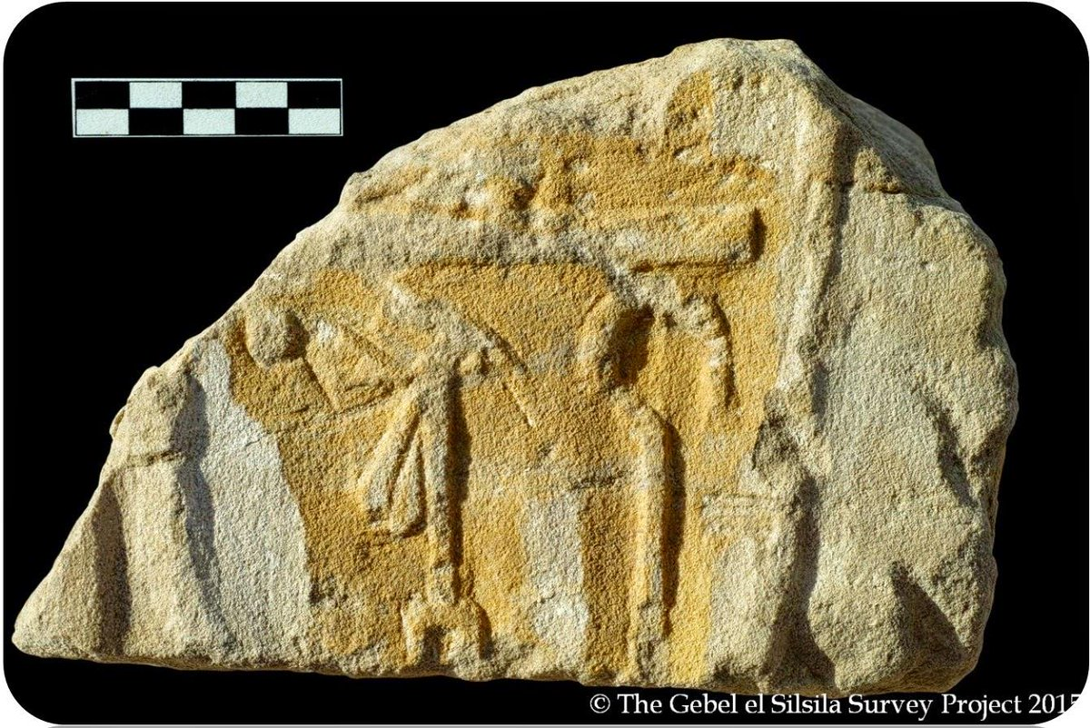 New Discovery, #Aswan: Remains of Long-Lost New Kingdom temple discovered in Gebel El Silsila http://t.co/yTq3u4G3Gm http://t.co/mB8g3sXLx9