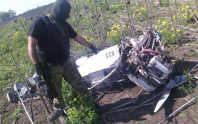 Спикер АТО подтвердил использование боевиками фосфорных снарядов во время обстрела Песков - Цензор.НЕТ 3081