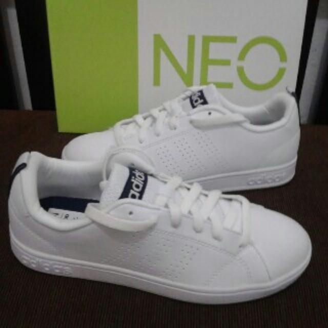 Adidas Neo Full White