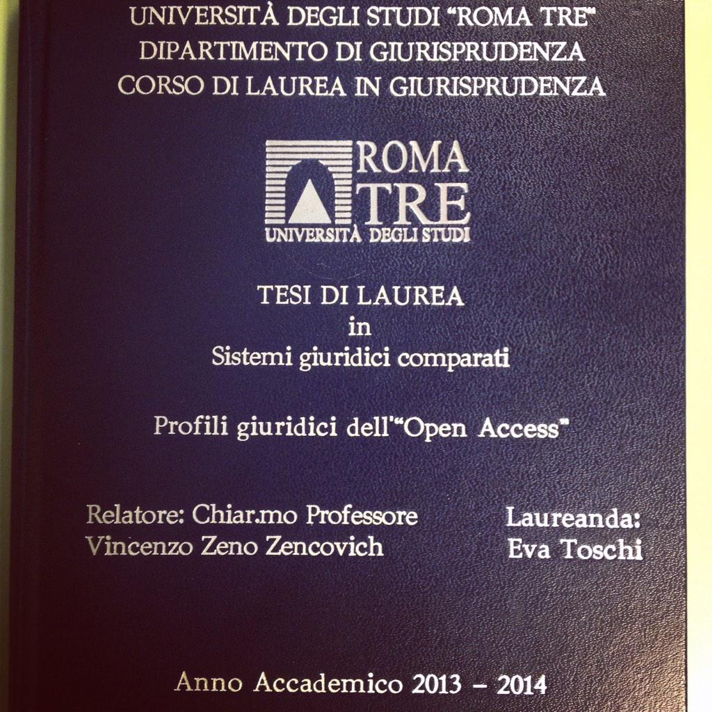 Open access dissertations and theses