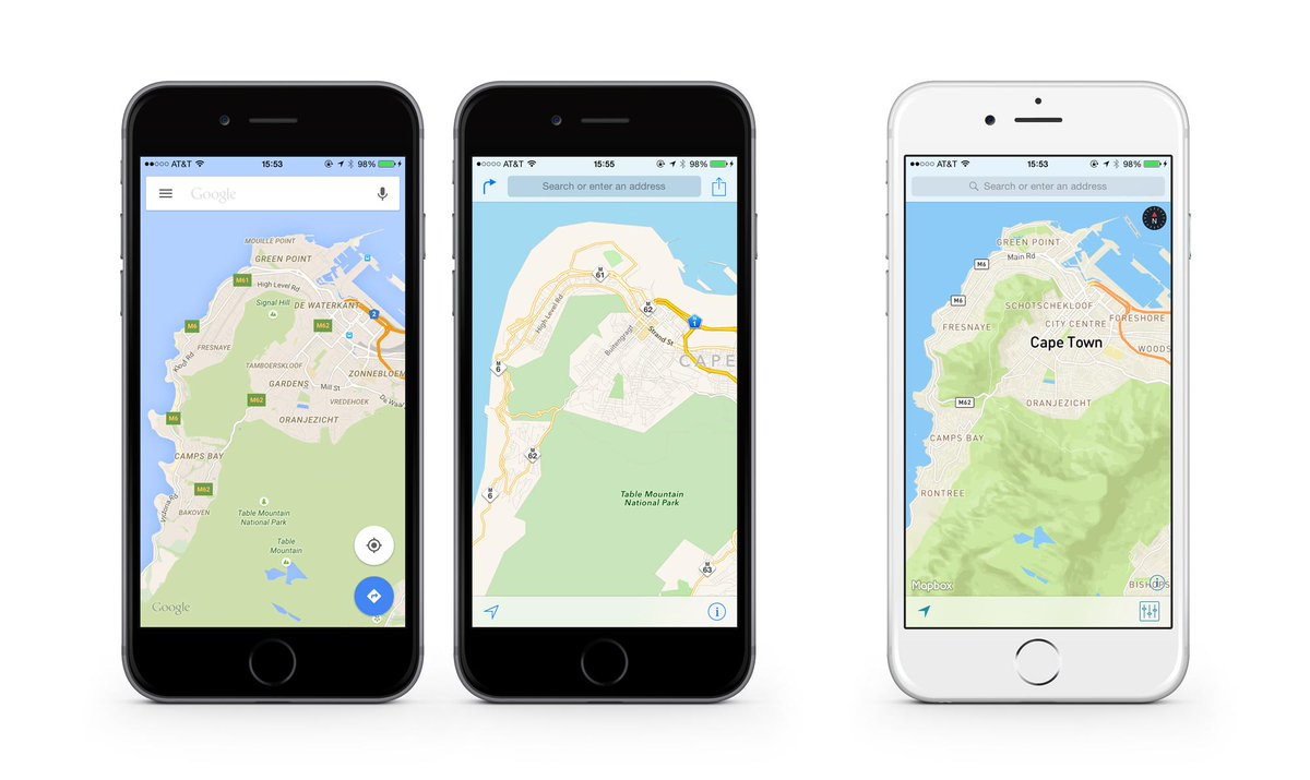 Announcing Mapbox Mobile https://t.co/aJhlDBZz8b an open source SDK for developers to add beautiful maps to their app http://t.co/in6lKJRcRx