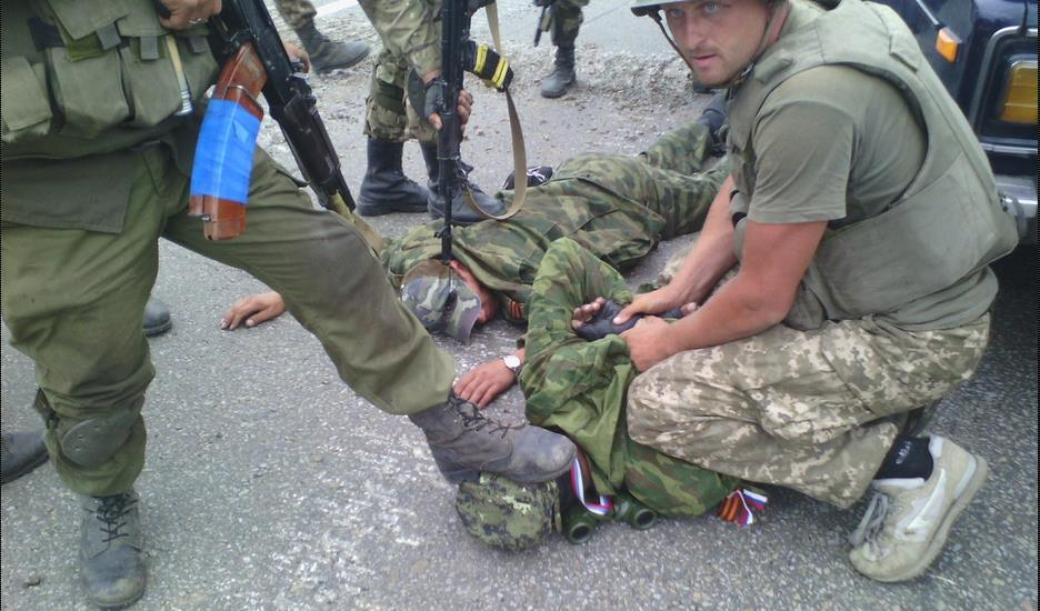 Есть доказательства, что российские спецназовцы находятся на Донбассе на ротационной основе, - СБУ - Цензор.НЕТ 5461