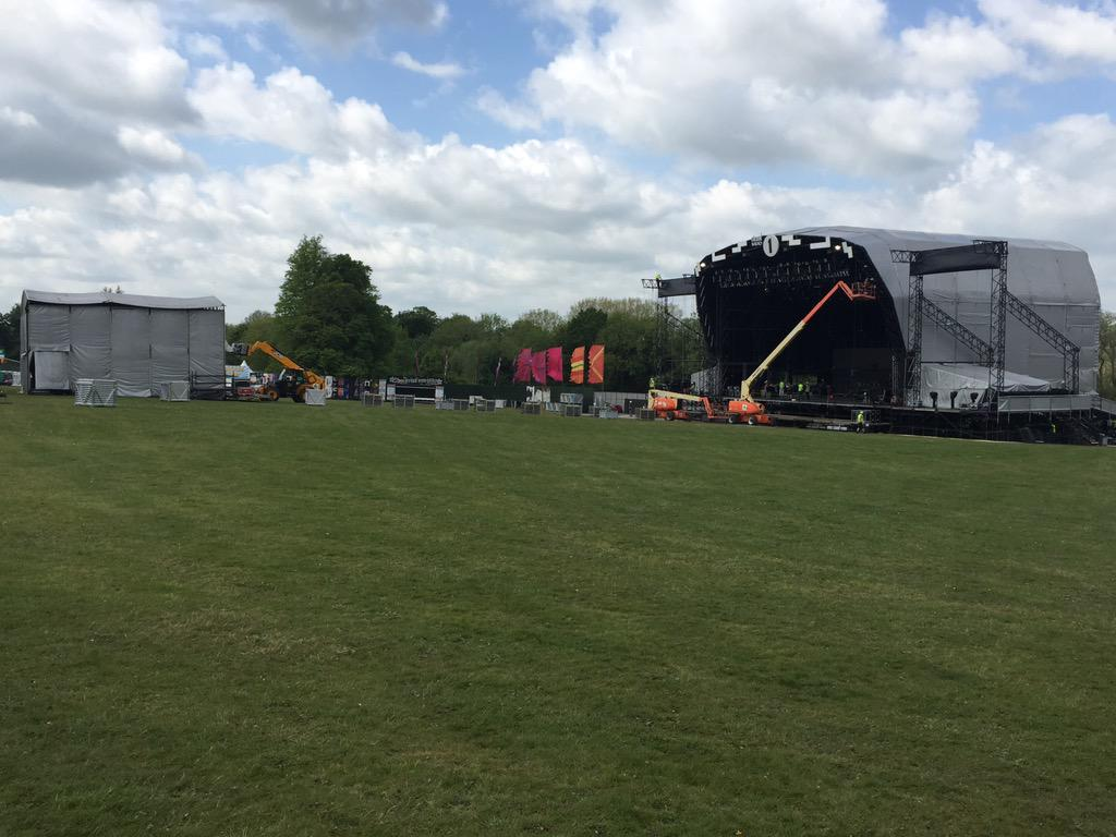 The #bigweekend main stage http://t.co/hpL0G2IfoD