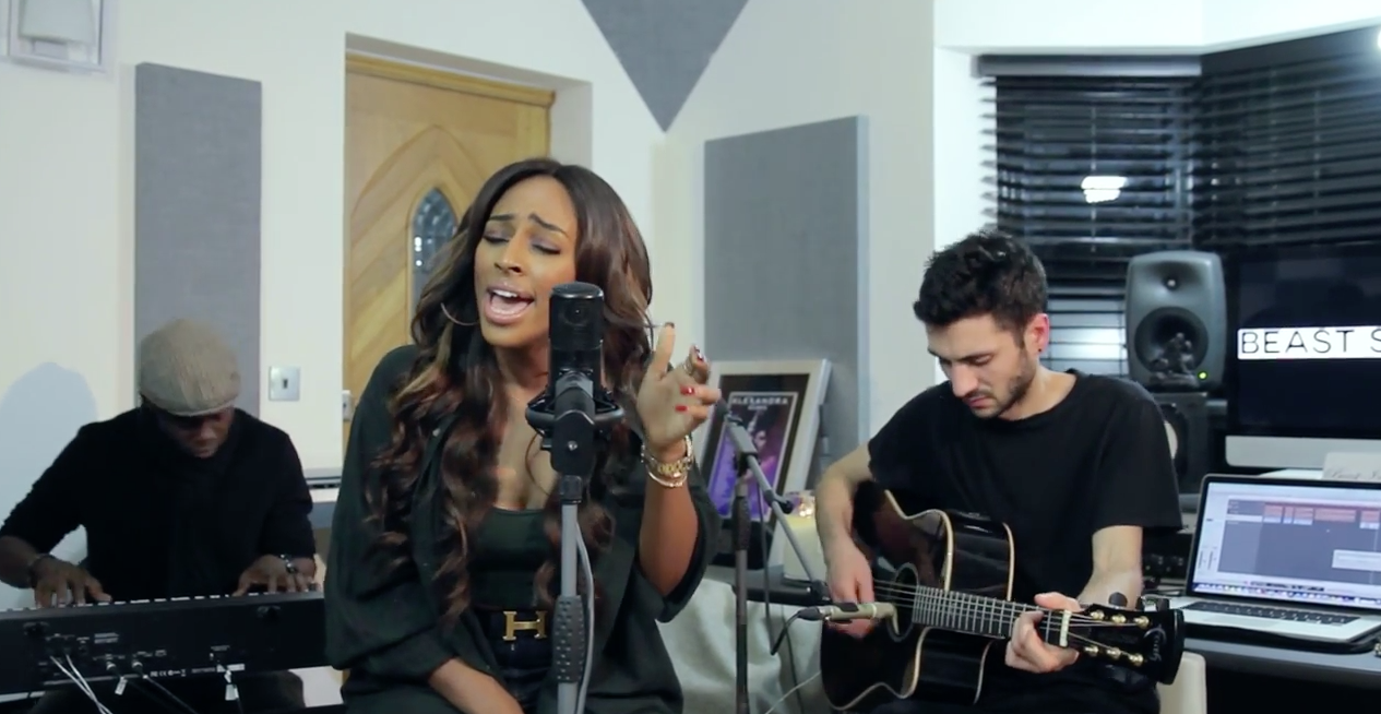 RT @MissFlawlessOrg: New #BeastSessions: Alexandra Burke (@alexandramusic) 'Hall of Fame' http://t.co/6ID5m7I2rN http://t.co/LSFh9Rssw6
