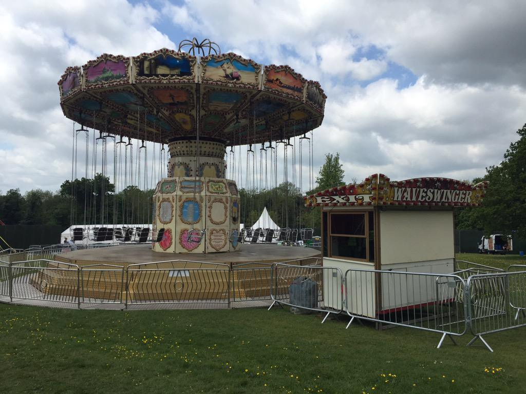 The merry go round... #BigWeekend http://t.co/pXVPXlosRT