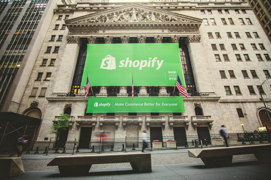 Betakit On Twitter Shopify Will Use The Stock Symbol Shop On
