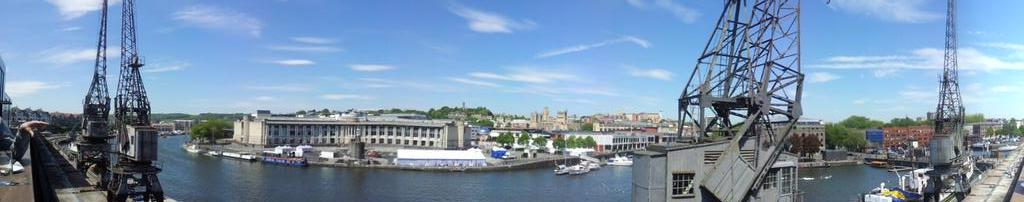 Stunning day here at @mshedbristol for #natsca2015 http://t.co/ixZOSaYbHX
