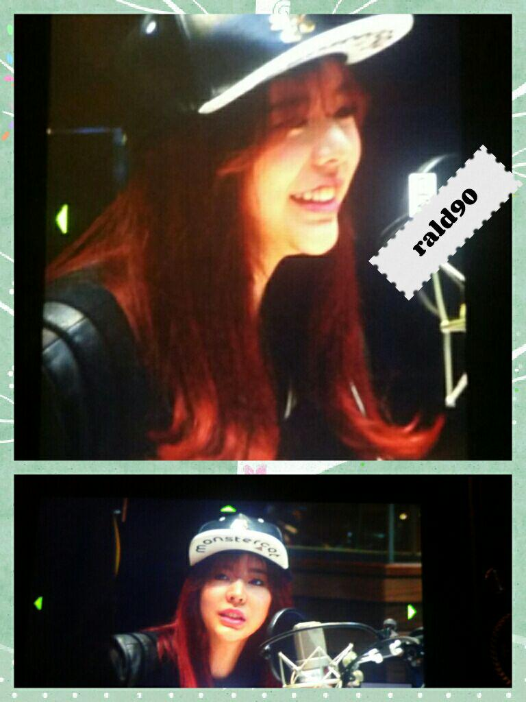 [preview] 150521 Sunny fm date http://t.co/8vY3iUrKVD