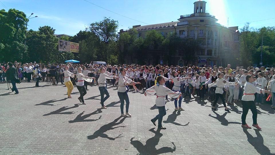 Ситуация на Донбассе остается неспокойной. Широкино обстреливали целый день, - пресс-центр АТО - Цензор.НЕТ 2367