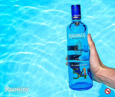54 degrees of pure island spirit in one bottle. http://t.co/GyYug6GUlg