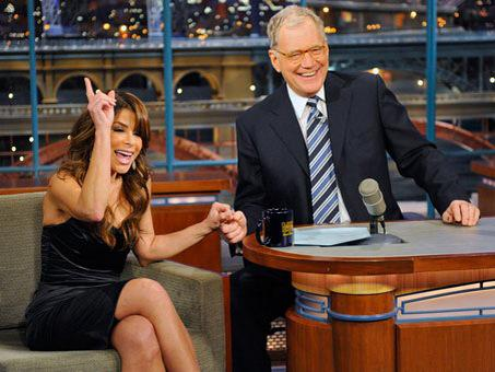 Yesssss! Thank you! I love this throwback! xoxoP RT @PF_Net: #tbt @PaulaAbdul w/ David Letterman #ByeDave ❤️👋 http://t.co/O2rP26saxU