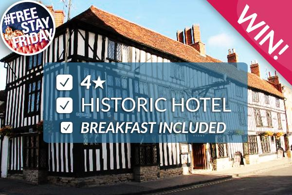 If Shakespeare were alive he'd deffo RT & Follow to #WIN this #FreeStayFriday! GO!!!! http://t.co/4b8NbEbdo9 http://t.co/5OVgfMcU3Q