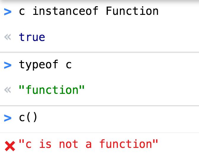 Go home JavaScript, you're drunk (again). http://t.co/ta7HYSffFh