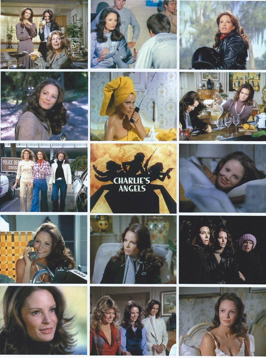 #TBT '76-'77 Season 1 #Charlie'sAngels. http://t.co/DoBdCQntH9
