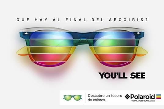 La mejor forma de disfrutar del #HaloSolar es con Lentes Polaroid. #CuidaTusOjos #YoullSee  #RainbowCollection http://t.co/NK6jCdooLf