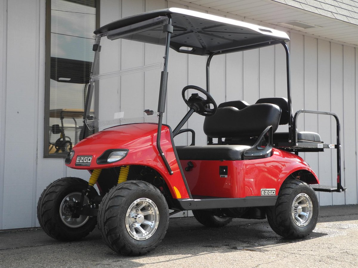 customgolfcar hashtag on Twitter on electric deer cart, ezgo carts, luxury carts, electric 4 wheelers, electric push cart,