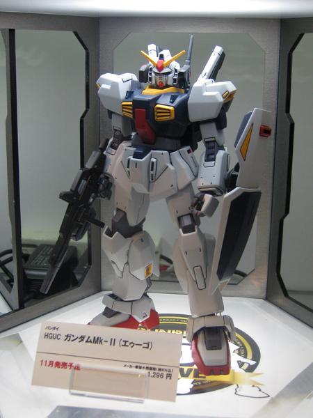 +กันพลาเดือน 11/2015 HGUC 1/144 Gundam MK-II REVIVE
