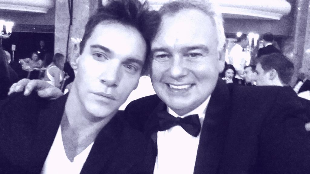 Here's to laughter again #JonathanRhysMeyers . Proud son of Cork.  @JonathanRhysFR http://t.co/CMv7IEUFe9