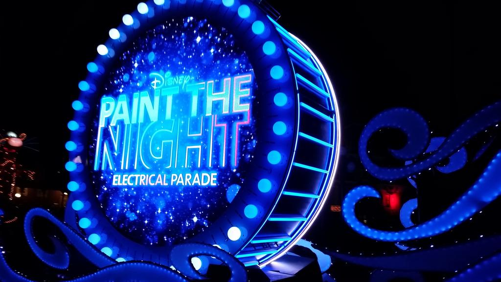 First Look: PAINT THE NIGHT debuts for #Disneyland60