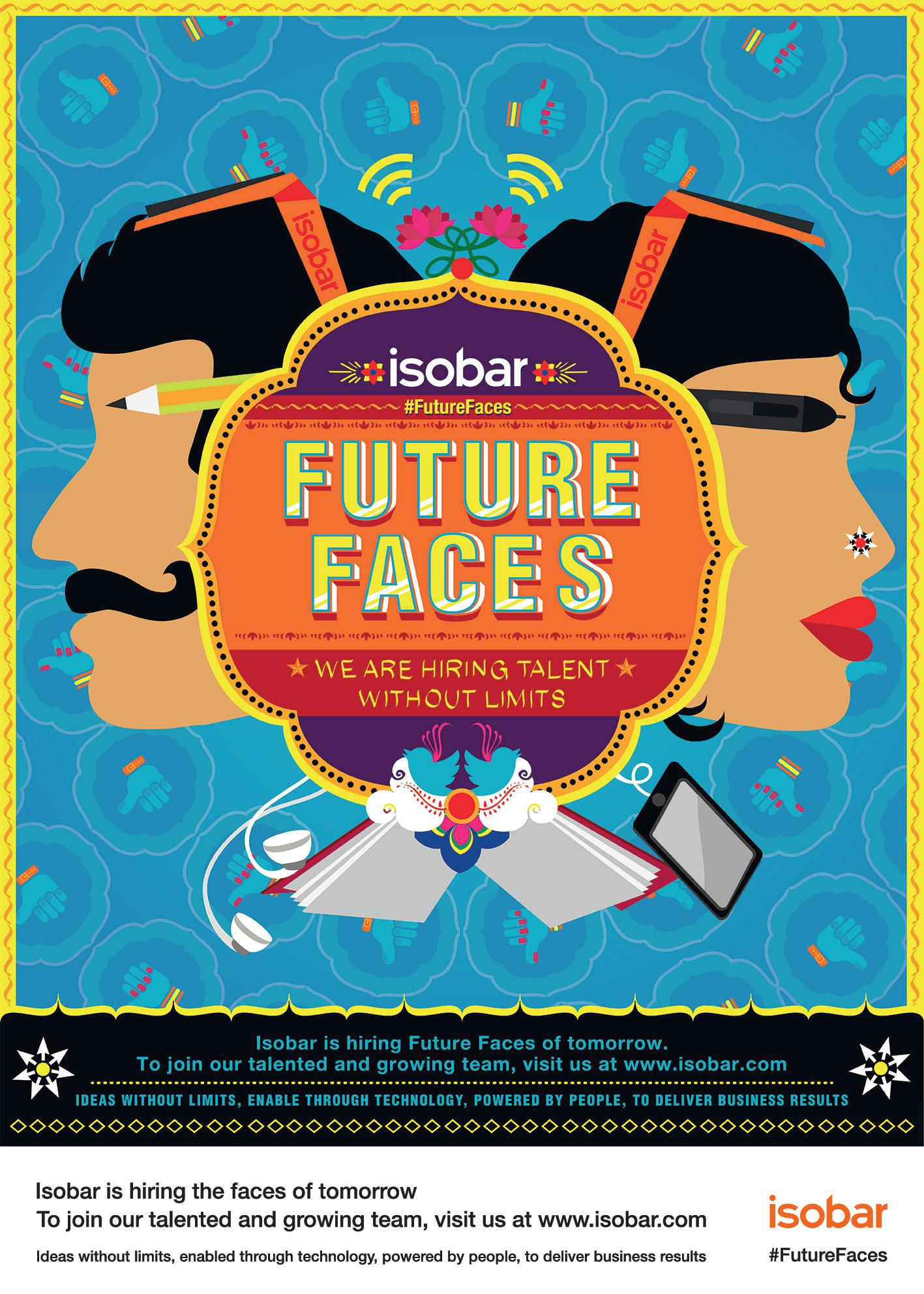 Isobar is hiring! Check out our current #career opportunities here http://t.co/DppmpWNIUK #FutureFaces http://t.co/AJmDiD7X0g