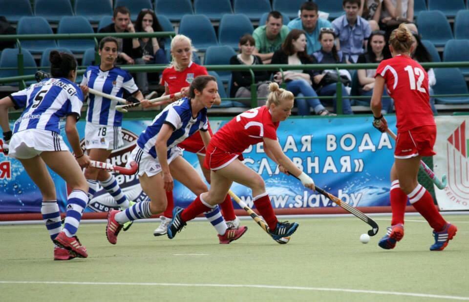 Real Sociedad de Fútbol SAD - H.C. Minsk