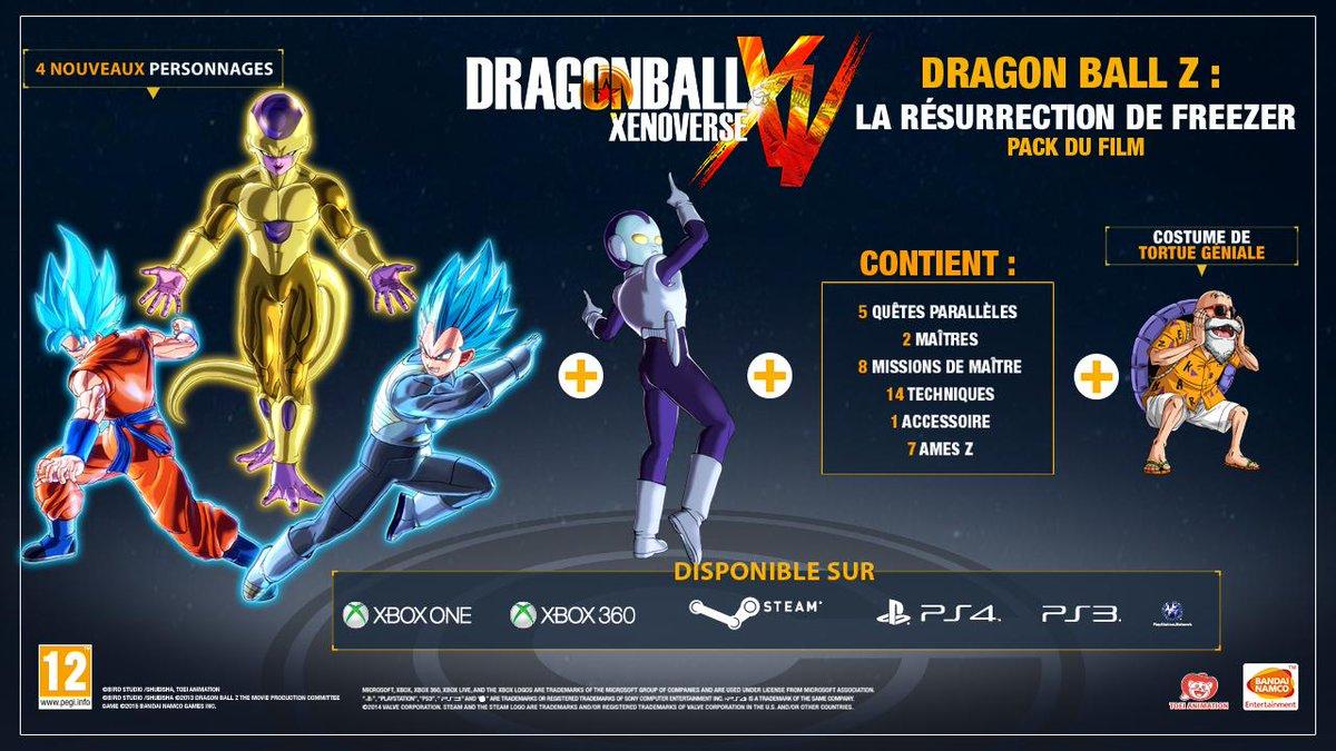 Dragon Ball Xenoverse DLC3