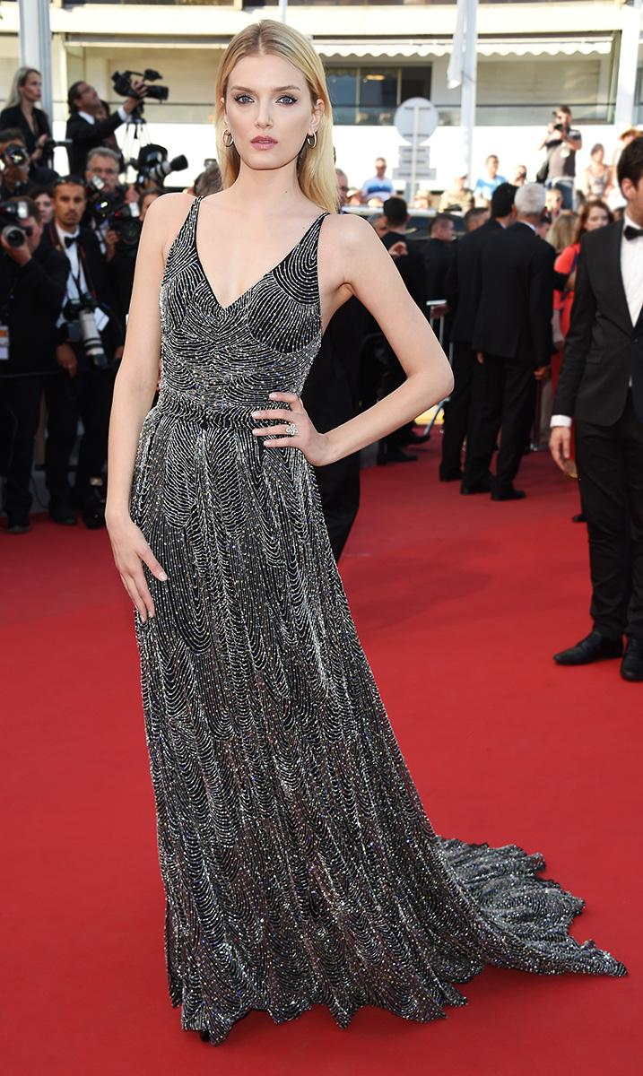 RT @YSL: LILY DONALDSON IN SAINT LAURENT / 68TH CANNES FILM FESTIVAL http://t.co/jCWYqc4idk