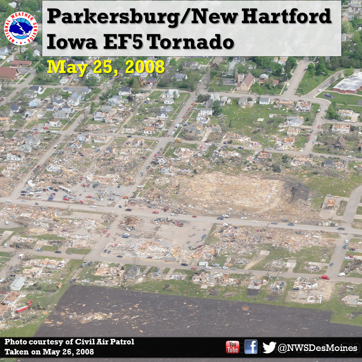 today is the 7th anniversary of the ef5 tornado that ripped thru