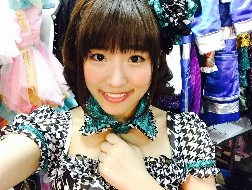"""Haruka Nakagawa: Haruka Nakagawa 仲川遥香 On Twitter: """"Selesai Theater Hari Ini"""