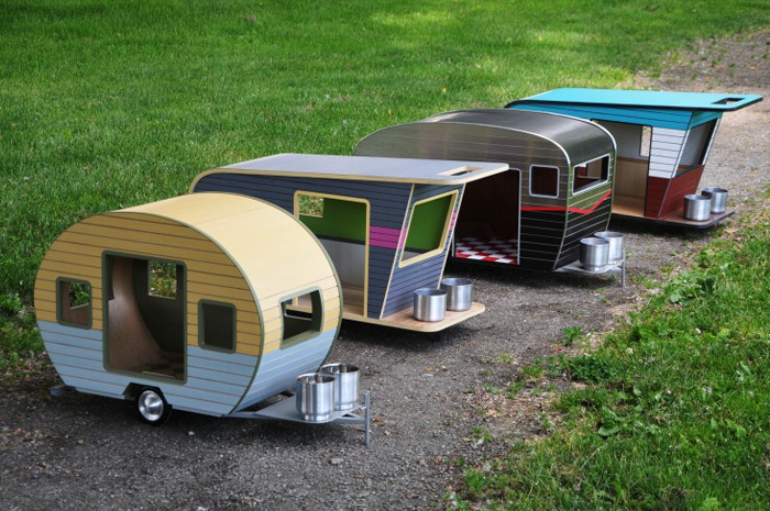 . @decoist Cat Nap Cat Trailer by Judson Beaumont - Straight Line Design @sldesignsinc <> http://t.co/lyn2gEeIeP http://t.co/xCG6yBnL1k