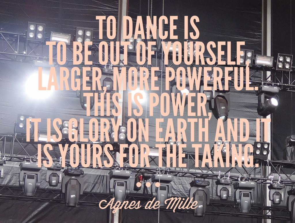 Happy Friday Everyone. Take dance into your #MemorialDayWeekend :) Be powerful and glorious! xoP http://t.co/PjkYGmWHLT