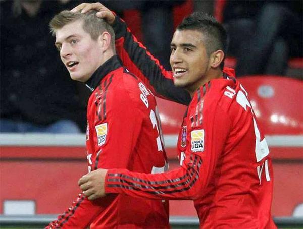 Vidal returns to Bundesliga