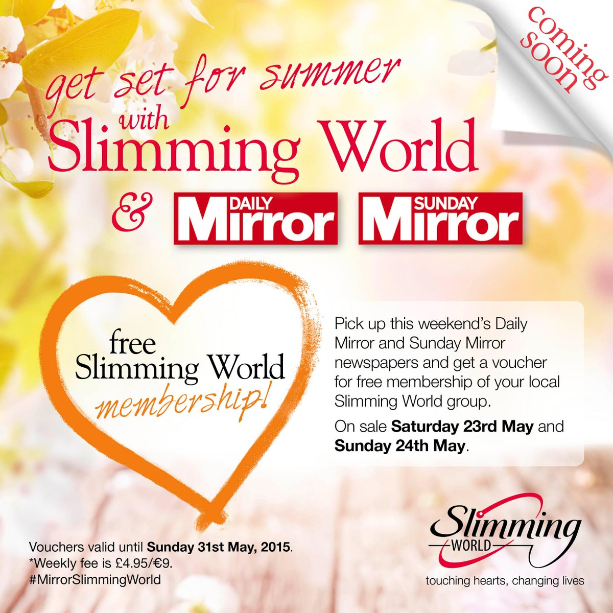 Mark quashie mquashie twitter Slimming world my account