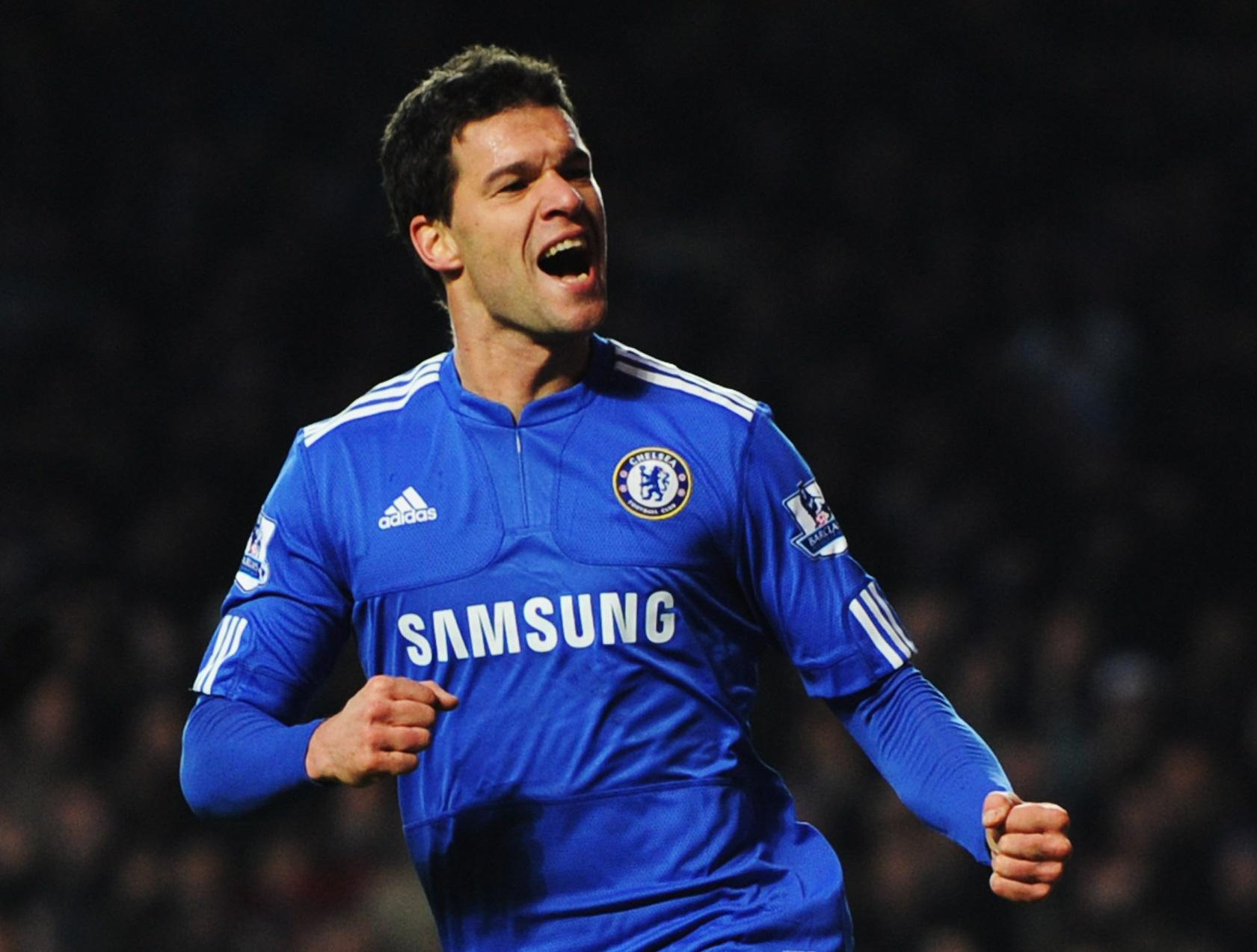 Ballack backs Bayern Munich to beat Chelsea in the Champions League