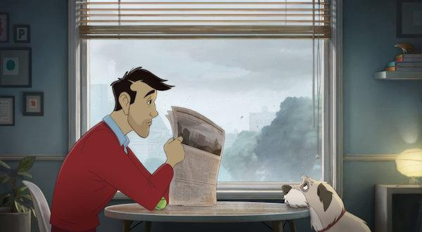 An uplifting ad by Coca-Cola - watch 'Man & Dog' here: http://t.co/IYwLmWUSQV #advertising http://t.co/8jWh0GwE5E