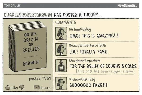 Darwin on social media: http://t.co/1bsee0HH5u