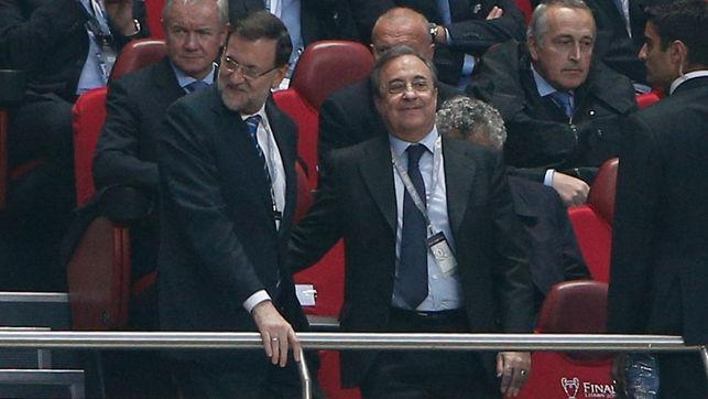 Rajoy alquila el jet privado de Florentino Pérez para no llegar tarde a un mitin http://t.co/pQJy53sklc Por @unvelez http://t.co/pm0NQYZOie