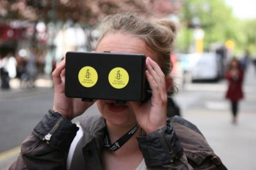 .@AmnestyUK uses #virtualreality headsets to bring war-torn Syria to the public http://t.co/OmGZyNee4q by @shonaghosh http://t.co/0SWdG4pCeX