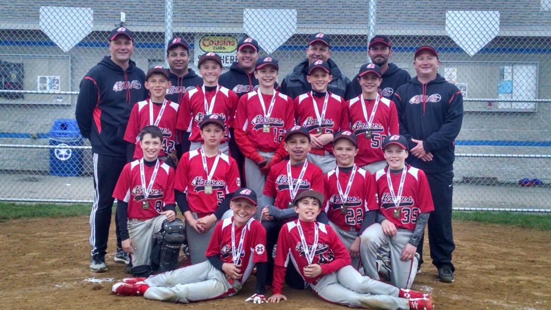 5 Diamonds On Twitter Congrats To The U12 Waukesha Braves Team For Taking 1st In Our B Blast Tournament 5 8 5 10 Http T Co Tabrmlcdue