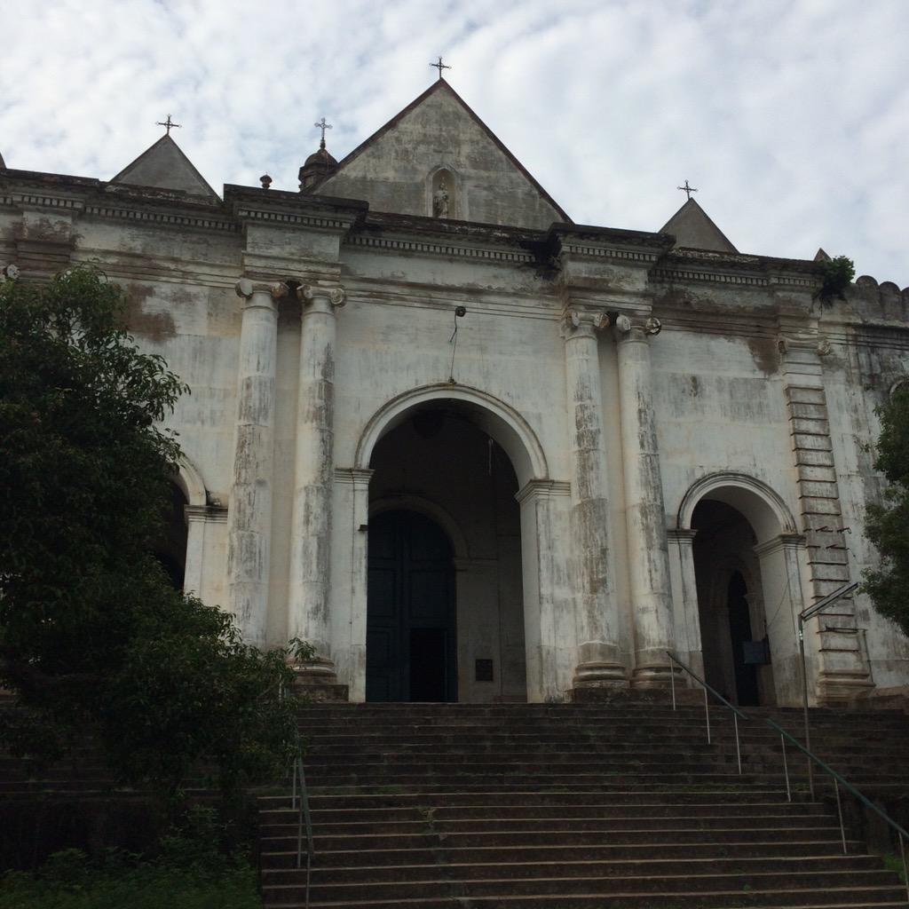 "Jolly Vasanth On Twitter: ""perumpannaiyur Church 150 Years"