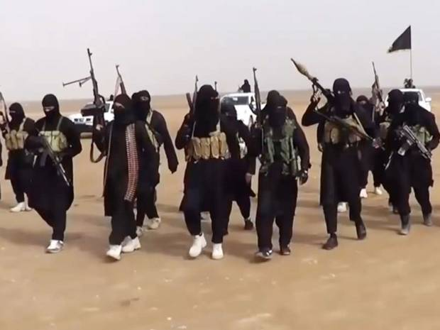 ISIS are white sneakers guys. Also suspected to have posters of airbrushed Ferraris & to wear VW badge medallions. http://t.co/EFgy6z7noh