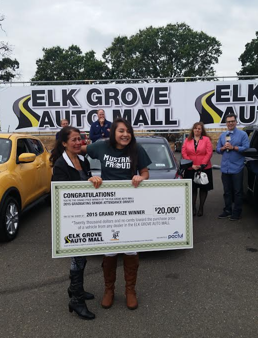 Elk Grove Automall >> Elk Grove Auto Mall On Twitter Our Perfect Attendance Car