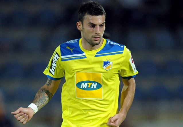 Ivan appears headed back to APOEL