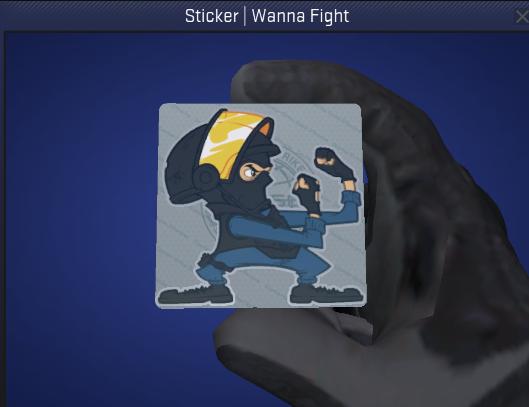 Thanks @csgorage for the sticker! #freeraffle <br>http://pic.twitter.com/lmLYhsg9YG