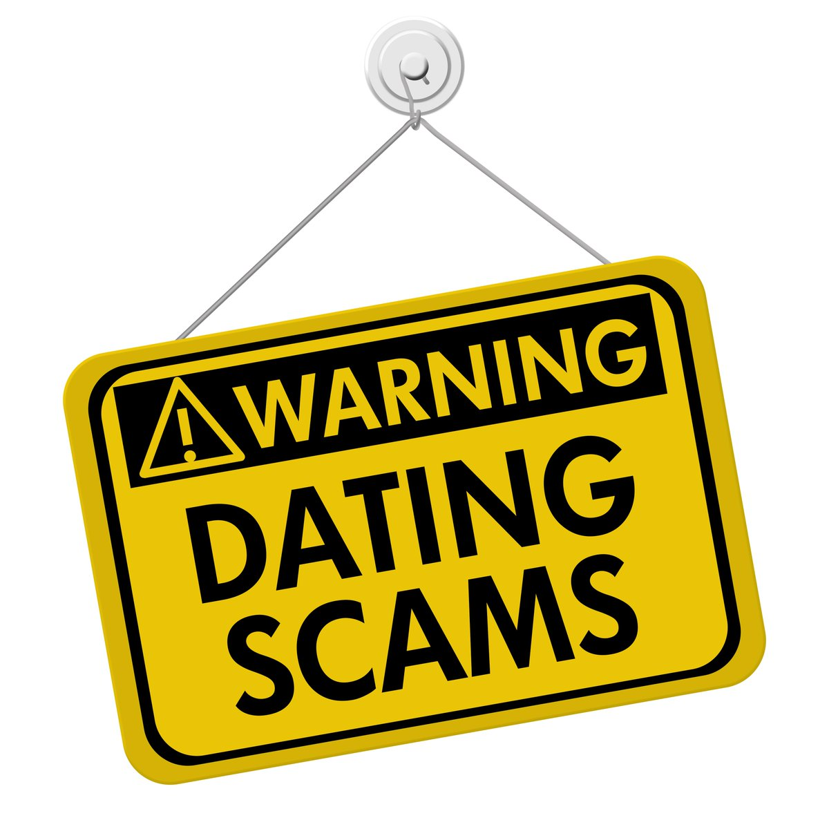 Warning Dating Scams