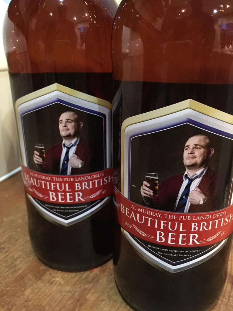 RT @DickDelingpole: My wife must really love/hate me. She got me load of this @almurray http://t.co/qJiQP1g1hs