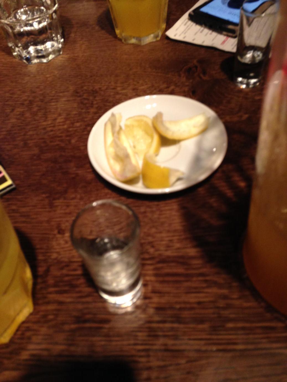 Tequila time‼️ @Lasiguanaswok #arriba w/ my #bitches 😂😂😂 loves u really 💋 http://t.co/BMFy56EbgU