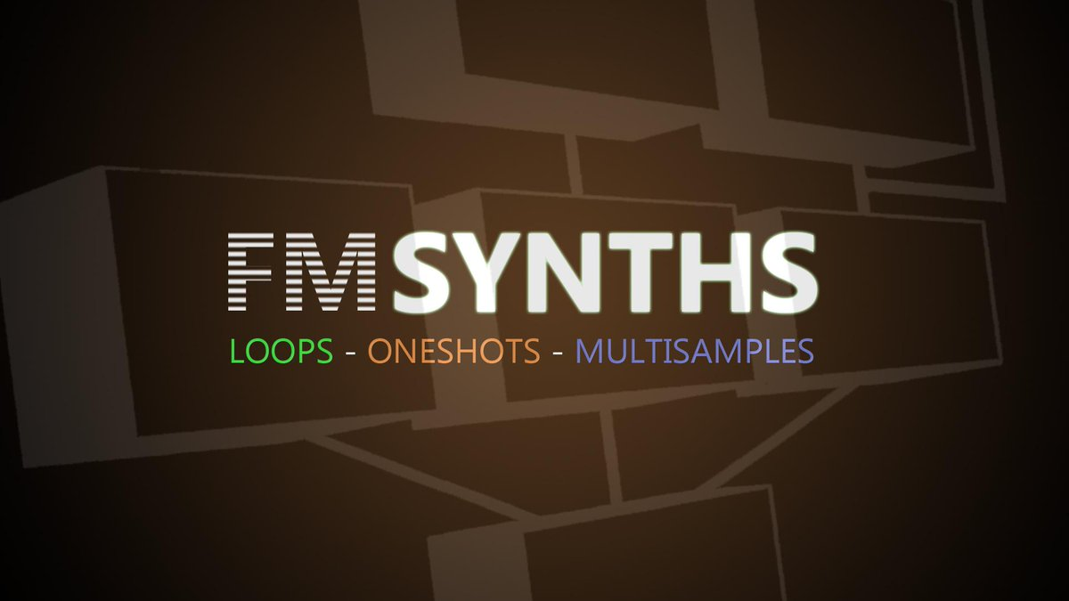 FM Synths [Sample Pack] FREE DOWNLOAD!! - www.steinberg.net